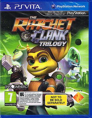 Einfach und sicher online bestellen: Ratchet & Clank Trilogy (AT-PEGI) in Österreich kaufen.