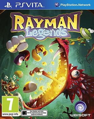 Einfach und sicher online bestellen: Rayman Legends in Österreich kaufen.