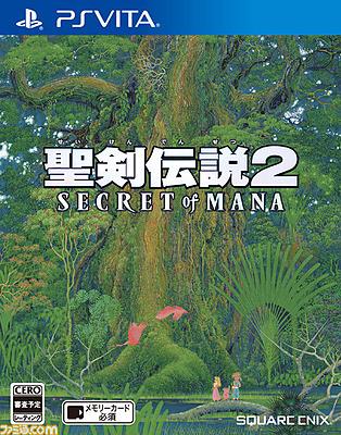 Einfach und sicher online bestellen: Secret of Mana Remake (Japan-Import) in Österreich kaufen.