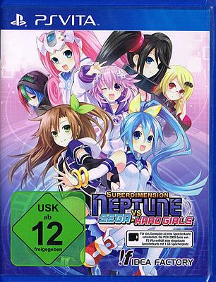 Einfach und sicher online bestellen: Superdimension Neptune vs Sega Hard Girls in Österreich kaufen.