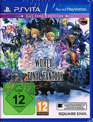 Einfach und sicher online bestellen: World of Final Fantasy Day 1 Edition + 5 DLCS in Österreich kaufen.