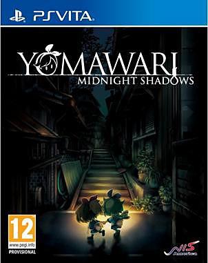 Einfach und sicher online bestellen: Yomawari: Midnight Shadows (EU-Import) in Österreich kaufen.