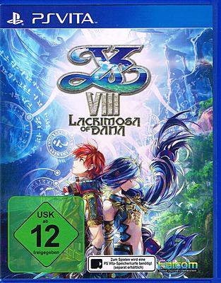 Einfach und sicher online bestellen: Ys VIII: Lacrimosa of Dana in Österreich kaufen.