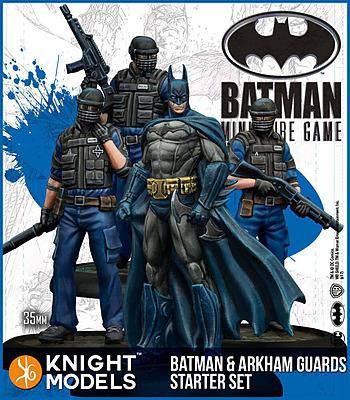 Einfach und sicher online bestellen: Batman Miniaturenspiel 2nd Edition Starter Set in Österreich kaufen.
