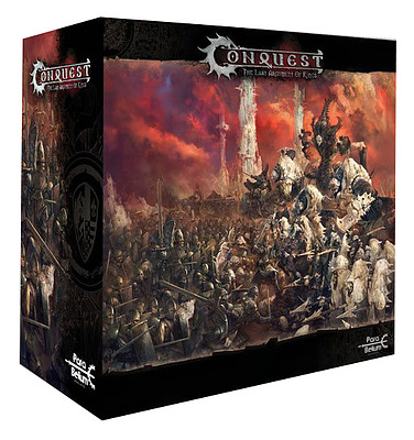 Einfach und sicher online bestellen: Conquest: The Last Argument of Kings Core Box in Österreich kaufen.