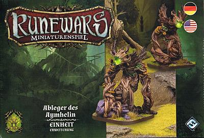 Einfach und sicher online bestellen: Runewars Miniaturenspiel: Ableger der Aymhelin in Österreich kaufen.