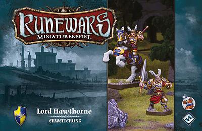 Einfach und sicher online bestellen: Runewars Miniaturenspiel: Lord Hawthorne in Österreich kaufen.