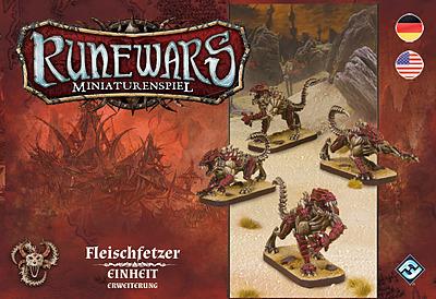 Einfach und sicher online bestellen: Runewars Miniaturenspiel: Fleischfetzer in Österreich kaufen.