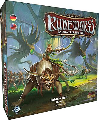 Einfach und sicher online bestellen: Runewars Miniaturenspiel: Latari Elfen in Österreich kaufen.