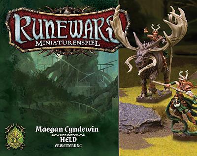 Einfach und sicher online bestellen: Runewars Miniaturenspiel: Maegan Cyndewin in Österreich kaufen.