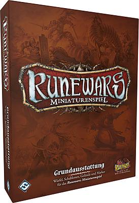 Einfach und sicher online bestellen: Runewars: Miniaturenspiel - Grundausstattung in Österreich kaufen.