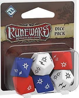 Einfach und sicher online bestellen: Runewars: Miniaturenspiel Würfel in Österreich kaufen.