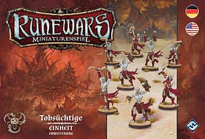 Einfach und sicher online bestellen: Runewars Miniaturenspiel: Tobsüchtige in Österreich kaufen.