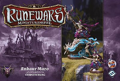 Einfach und sicher online bestellen: Runewars Miniaturenspiel: Ankaur Maro in Österreich kaufen.