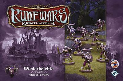 Einfach und sicher online bestellen: Runewars Miniaturenspiel: Wiederbelebte in Österreich kaufen.