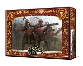 Einfach und sicher online bestellen: A Song of Ice & Fire: Lannister Crossbowmen in Österreich kaufen.