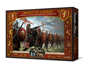 Einfach und sicher online bestellen: A Song of Ice & Fire: Lannister Guards in Österreich kaufen.