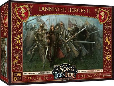 Einfach und sicher online bestellen: A Song of Ice & Fire: Lannister Heroes 2 in Österreich kaufen.