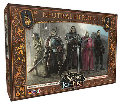 Einfach und sicher online bestellen: A Song of Ice & Fire: Nutral Heroes 1 in Österreich kaufen.