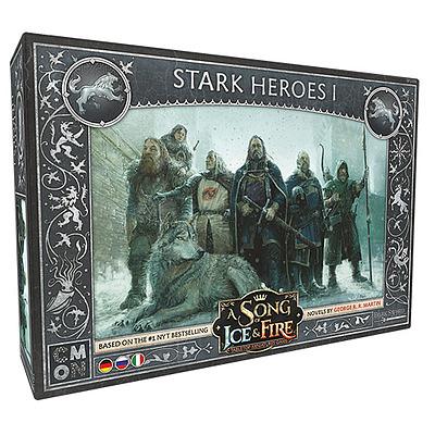 Einfach und sicher online bestellen: A Song of Ice & Fire: Stark Heroes 1 in Österreich kaufen.