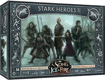 Einfach und sicher online bestellen: A Song of Ice & Fire: Stark Heroes 2 in Österreich kaufen.