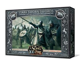 Einfach und sicher online bestellen: A Song of Ice & Fire: Stark Sworn Swords in Österreich kaufen.