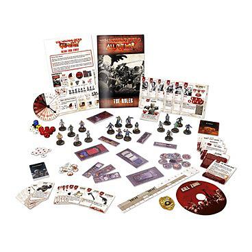 Einfach und sicher online bestellen: The Walking Dead: All Out War Miniatures Game in Österreich kaufen.