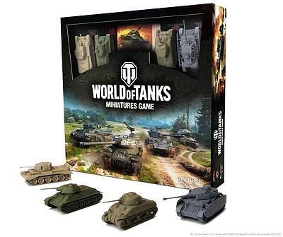 Einfach und sicher online bestellen: World of Tanks Miniatures Game in Österreich kaufen.