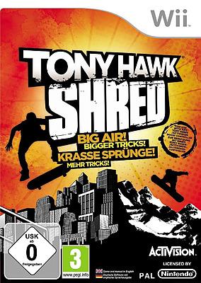 Einfach und sicher online bestellen: Tony Hawk Shred in Österreich kaufen.