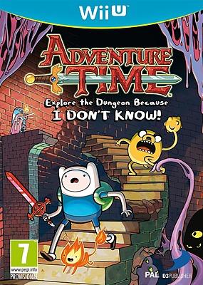 Einfach und sicher online bestellen: Adventure Time: Explore The Dungeon (Englisch) in Österreich kaufen.