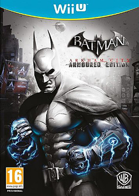 Einfach und sicher online bestellen: Batman: Arkham City Armoured Edition (EU-Import) in Österreich kaufen.