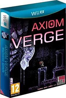 Einfach und sicher online bestellen: Axiom Verge: Multiverse Edition in Österreich kaufen.
