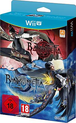 Einfach und sicher online bestellen: Bayonetta 2 Special Edition (EU-Import) in Österreich kaufen.