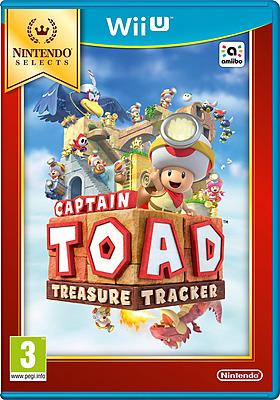 Einfach und sicher online bestellen: Captain Toad: Treasure Tracker Selects (AT-PEGI) in Österreich kaufen.