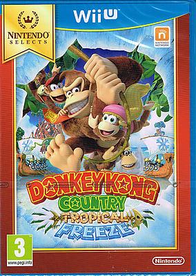 Einfach und sicher online bestellen: Donkey Kong Country Tropical Freeze (AT-PEGI) in Österreich kaufen.