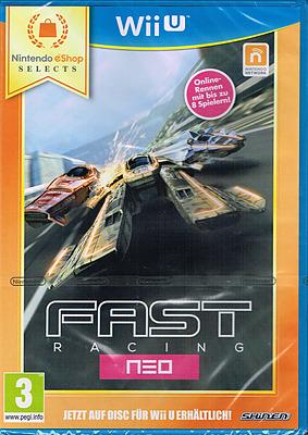 Einfach und sicher online bestellen: Fast Racing NEO Nintendo eShop Selects (AT-PEGI) in Österreich kaufen.