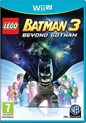 Einfach und sicher online bestellen: LEGO Batman 3: Jenseits von Gotham (AT-PEGI) in Österreich kaufen.