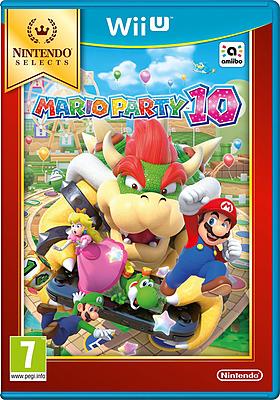 Einfach und sicher online bestellen: Mario Party 10 Selects (AT-PEGI) in Österreich kaufen.