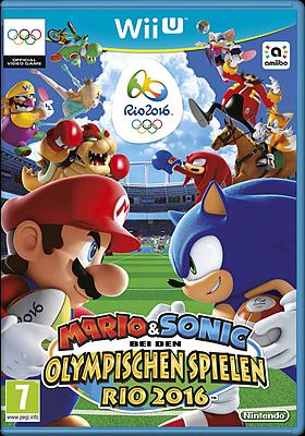 Einfach und sicher online bestellen: Mario & Sonic bei den olympische Spielen Rio 2016 in Österreich kaufen.