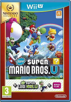 Einfach und sicher online bestellen: New Super Mario Bros U & New Super Luigi U in Österreich kaufen.