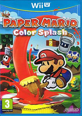 Einfach und sicher online bestellen: Paper Mario Color Splash (AT-PEGI) in Österreich kaufen.
