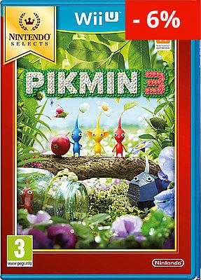 Einfach und sicher online bestellen: Pikmin 3 Selects (AT-PEGI) in Österreich kaufen.