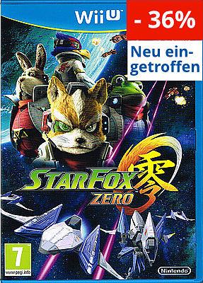 Einfach und sicher online bestellen: StarFox Zero (AT-PEGI) in Österreich kaufen.