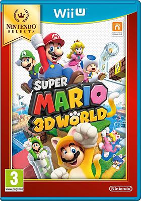 Einfach und sicher online bestellen: Super Mario 3D World Selects (AT-PEGI) in Österreich kaufen.