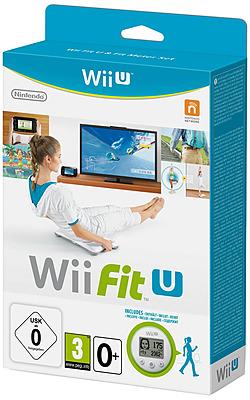 Einfach und sicher online bestellen: Wii Fit U + Fit Meter grün in Österreich kaufen.
