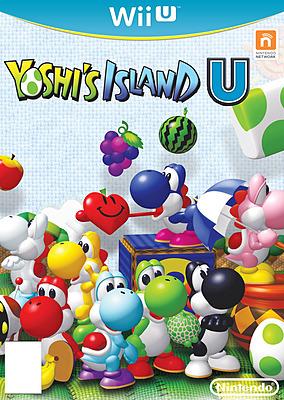 Einfach und sicher online bestellen: Yoshi's Island U in Österreich kaufen.