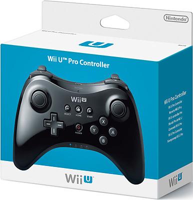 Einfach und sicher online bestellen: Wii U Pro Controller (schwarz) in Österreich kaufen.