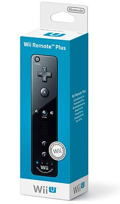 Einfach und sicher online bestellen: Wii U Fernbedienung Plus schwarz in Österreich kaufen.