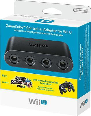 Einfach und sicher online bestellen: Wii U Gamecube Controller Adapter in Österreich kaufen.