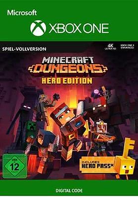 Einfach und sicher online bestellen: Minecraft Dungeons Hero Edition (Download Code) in Österreich kaufen.